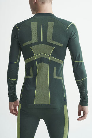 Craft Active Intensity мужское термобелье комплект green-black
