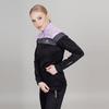 Nordski Drive лыжная куртка женская black-orchid - 1
