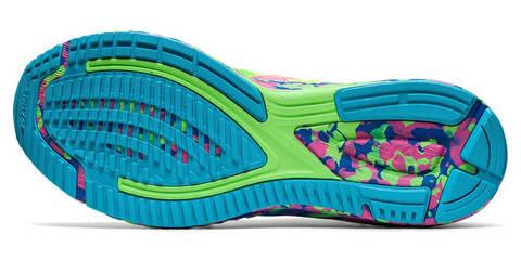 Asics Gel Noosa Tri 12 кроссовки для бега мужские зеленые
