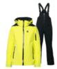 8848 Altitude Adrienne Chella горнолыжный костюм детский lime-black - 1