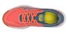 Asics Upcourt 3 кроссовки волейбольные женские коралловые - 4