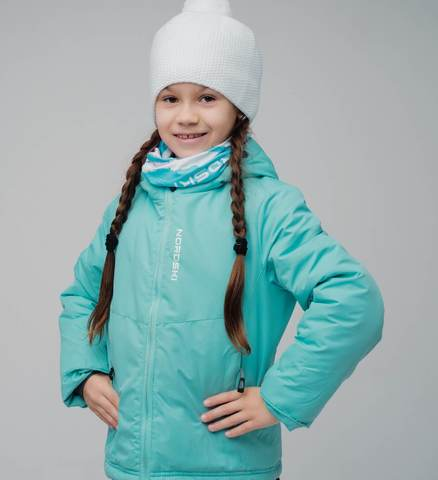 Nordski Kids Montana прогулочная куртка детская sky