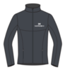 Nordski Motion мужская разминочная куртка graphite - 4