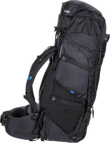 Tatonka Yukon 70+10 туристический рюкзак black
