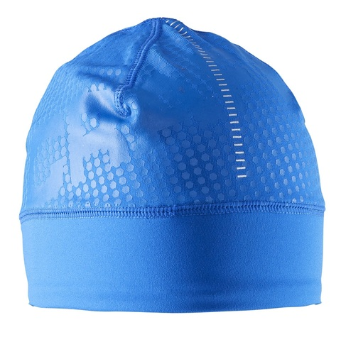 Craft Livigno Printed лыжная шапка синяя