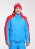 Nordski National утепленный лыжный костюм мужской Blue-Red - 2