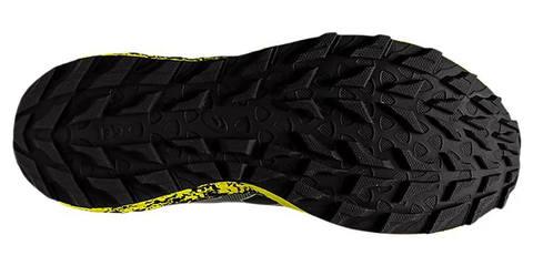 Asics Gel Trabuco Terra кроссовки для бега мужские черные-желтые