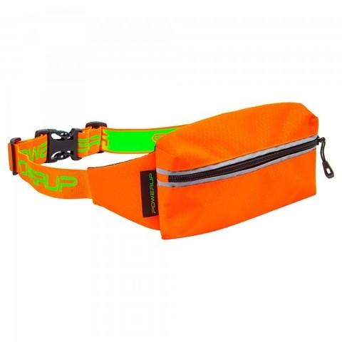 PowerUp поясная сумка большая оранжевая