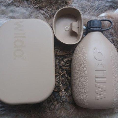 Wildo Hiker Bottle фляга desert