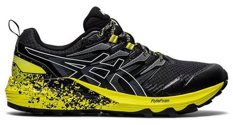 Asics Gel Tabuco Terra кроссовки для бега мужские черные-желтые