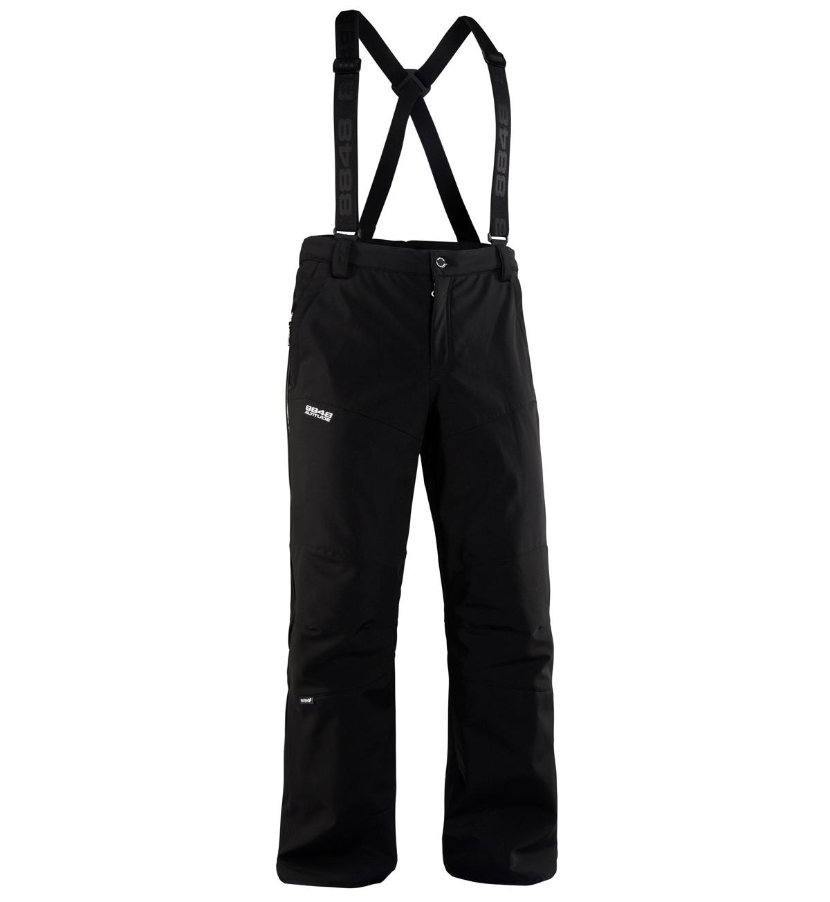 Брюки горнолыжные 8848 Altitude MURRAY Black мужские
