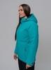 Nordski Pulse лыжная утепленная куртка женская - 4