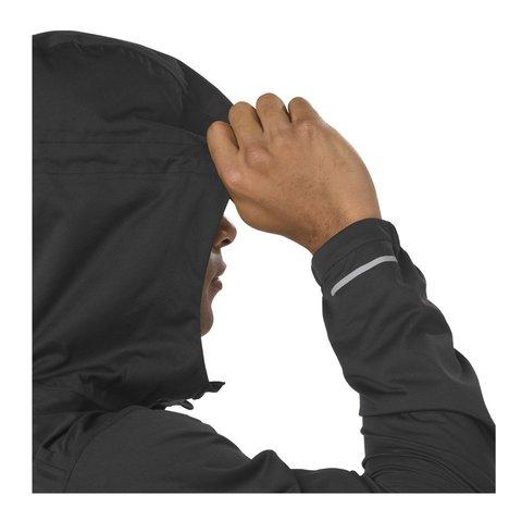 Asics Accelerate Jacket куртка для бега мужская черная