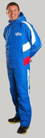 Vitzhen Warm лыжный костюм унисекс синий
