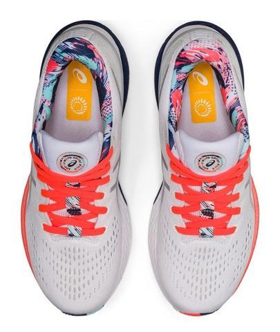 Asics Gel Kayano 28 беговые кроссовки женские белые