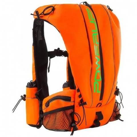PowerUp Mountain Ultra Race рюкзак для бега оранжевый