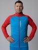 Nordski Premium лыжная куртка мужская синяя-красная - 1