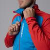 Nordski Premium лыжная куртка мужская синяя-красная - 4