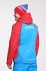 Nordski National утепленный лыжный костюм мужской Blue-Red - 3