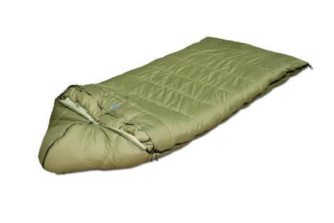 Tengu Mark 24SB спальный мешок кемпинговый olive