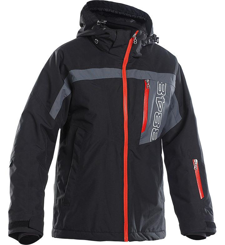 Куртка горнолыжная 8848 Altitude Coy детская Black