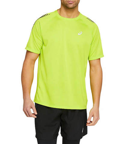 Asics Icon Ss Top футболка для бега мужская