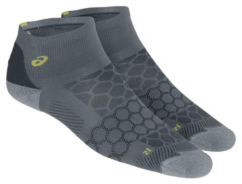 Asics Speed Sock Quarter носки серые