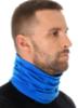 Многофункциональный баф Brubeck с шерстью синий - 1