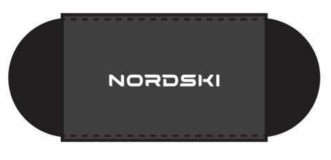 Nordski связки для лыж black-white