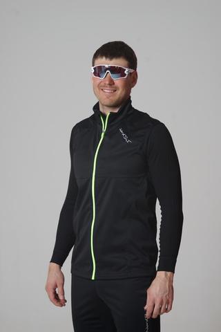 Nordski Elite мужской лыжный жилет black