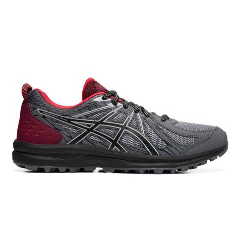 Asics Frequent Trail кроссовки-внедорожники для бега женские серые-красные