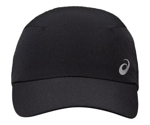 Asics Woven Cap бейсболка черная