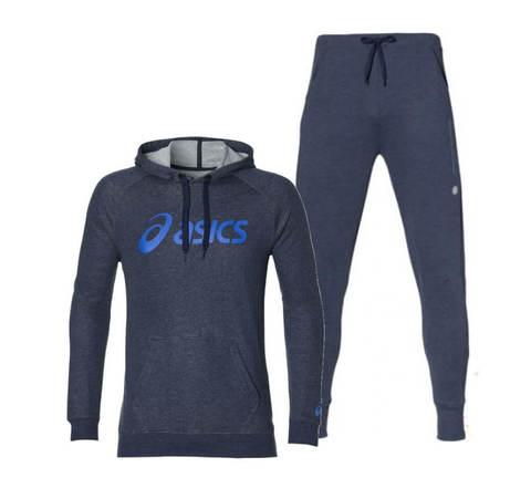 Asics Tailored спортивный костюм мужской blue