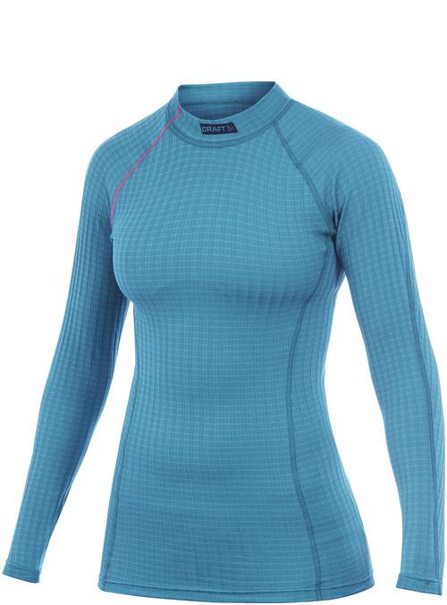 Термобелье Рубашка Craft Active Extreme женская морская волна