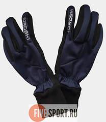 Nordski Motion WS перчатки темно-синие