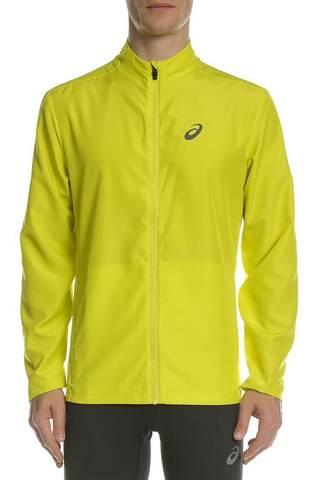 Asics Silver Woven мужской костюм для бега yellow