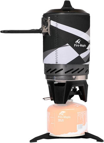 Fire-Maple Star X2 система приготовления пищи черная