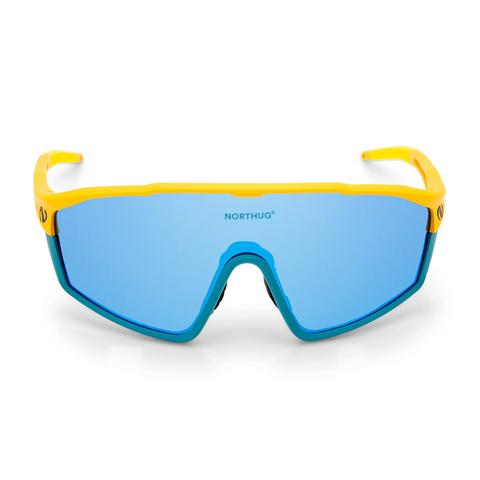 NORTHUG Sunsetter очки солнцезащитные yellow-terqouise