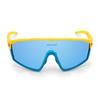 NORTHUG Sunsetter очки солнцезащитные yellow-terqouise - 1
