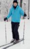 Nordski Mount теплый лыжный костюм мужской синий - 1