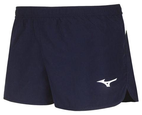 Беговые шорты мужские Mizuno Premium Jpn Split темно-синие
