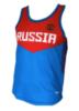 Olly Russia майка синяя-красная - 1