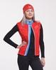 Nordski National женский лыжный жилет красный - 1