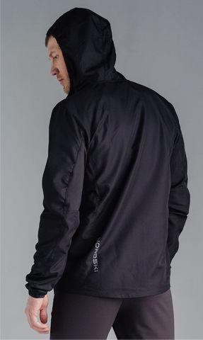 Nordski Run Motion костюм для бега мужской Black
