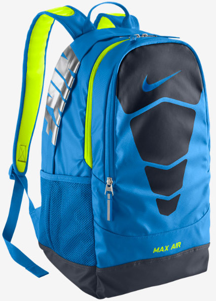 Рюкзак Nike Max Air Backpack blue - 2