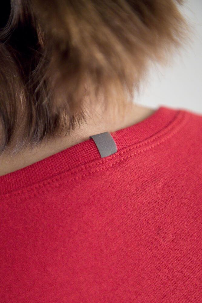 Craft Deft 2.0 футболка женская красная - 5