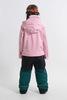 Комбинезон утепленный детский Cool Zone NICK розовый-болотный - 4