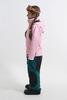 Комбинезон утепленный детский Cool Zone NICK розовый-болотный - 3