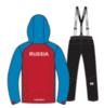 Nordski National 2020 утепленный костюм мужской Red-Black - 3