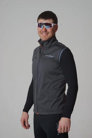 Nordski Motion мужской лыжный жилет graphite